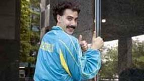 """Chcą obalić """"Borata"""""""