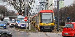 Zderzenie tramwajów w stolicy. Są ranni