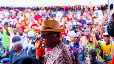 Governor Okowa predicts massive victory for PDP in Isoko south by-election