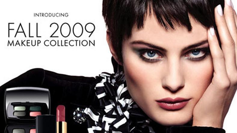 Makijaż Chanel inspirowany Wenecją
