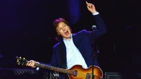 Paul McCartney, Fergie i Jon Bon Jovi w charytatywnym singlu