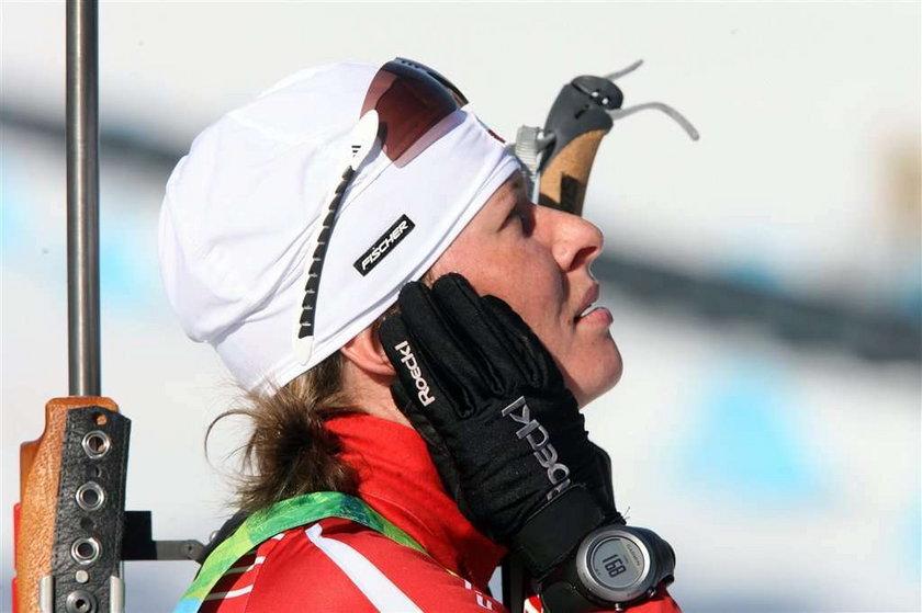 Nasze biathlonistki lepsze od Sikory