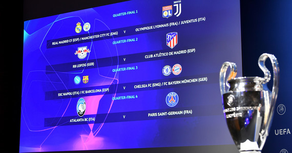 Liga Mistrzów: drabinka, pary ćwierćfinałów i półfinałów. Kto z kim i ...