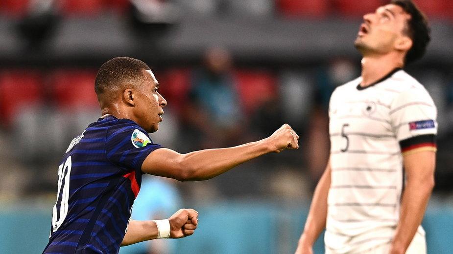 Euro 2020: Francja - Niemcy