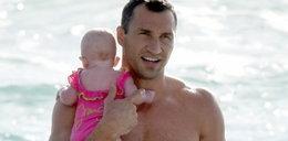 Słynny bokser pokazał swoją córeczkę