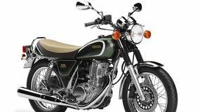 Yamaha SR400 35th Anniversary Edition