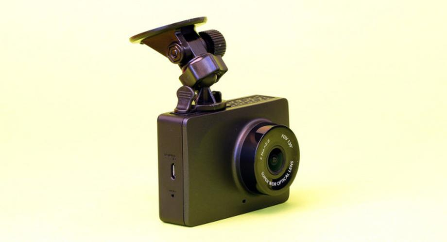 Yi Compact Dash Camera im Test: 1080p für 35 Euro