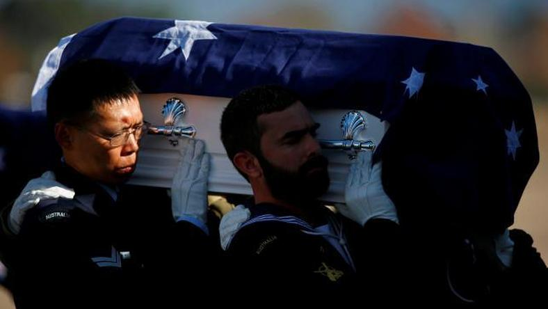 After five decades, Australian soldiers killed in Vietnam War come home