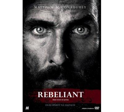 """płyta DVD z filmem """"Rebeliant"""""""