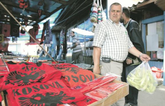 Kosovska obeležja svuda po Gradu