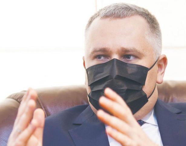 Ihor Żowkwa, wiceszef biura prezydenta Ukrainy, odpowiedzialny za relacje z Polską