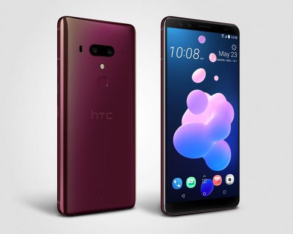 HTC U12+ u boji