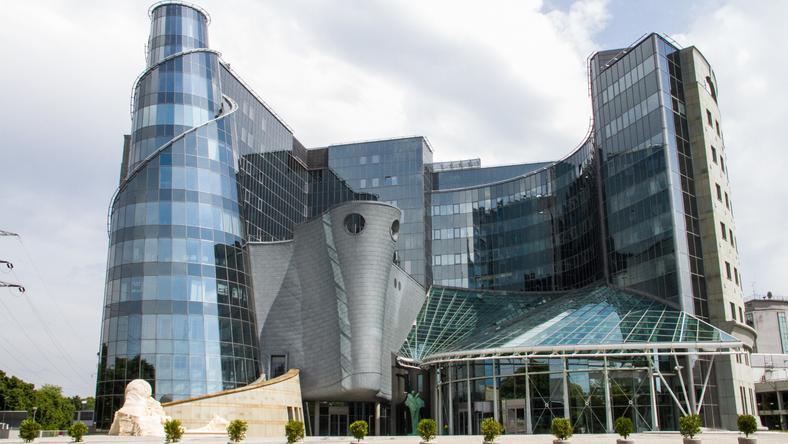 Warszawa, Siedziba TVP