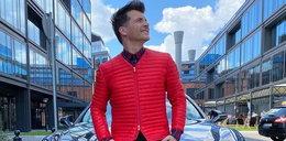 Tomasz Kammel sprzedaje samochód