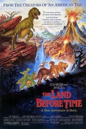 """Poster za film """"Zemlja pre vremena"""""""