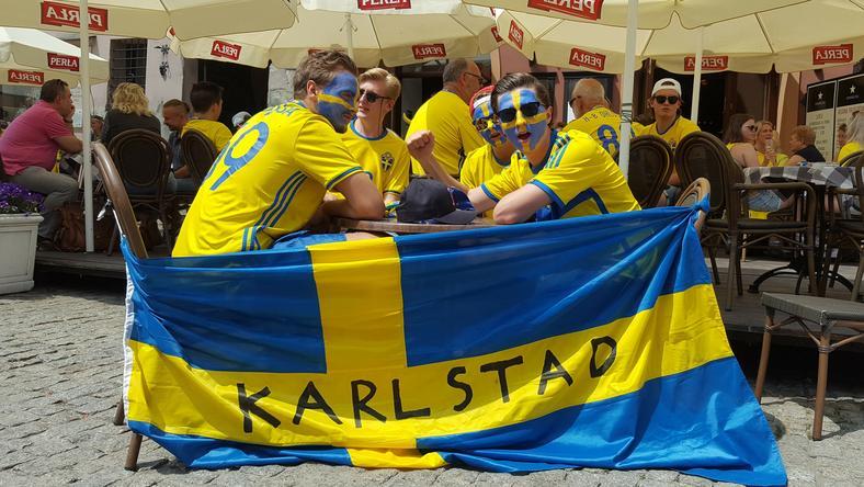 Szwedzi są już gotowi na mecz z Polską