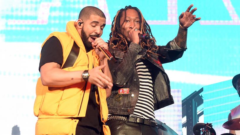 Drake i Future