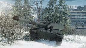 Armored Warfare - oto Challenger 2, jeden z czołgów podstawowych IX tieru