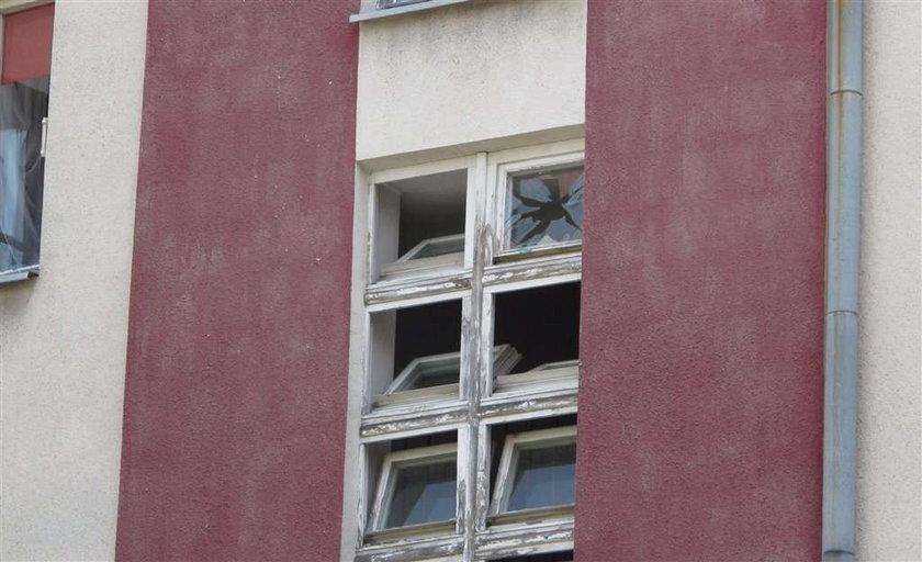 Wybuch w Krakowie! Eksplozja paczki na wycieraczce!