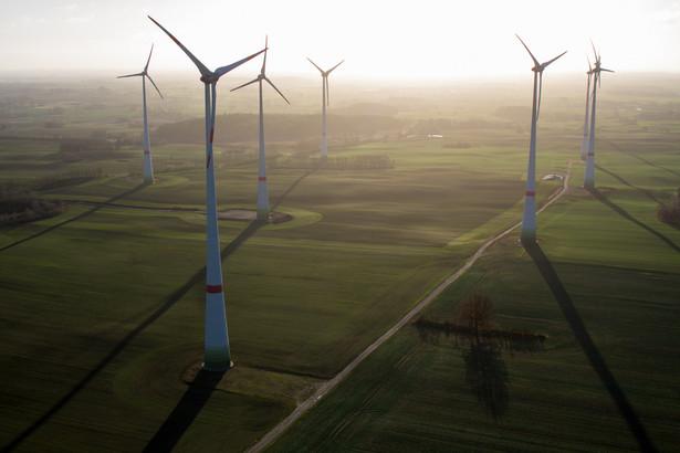 Dzięki proponowanym zmianom mają powstawać nowe elektrownie wiatrowe