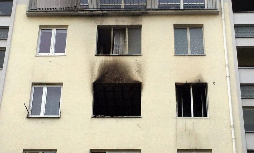 Samobójstwo w Łodzi