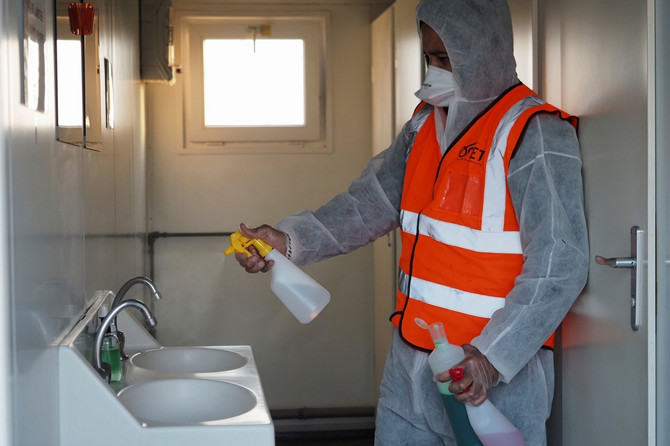 Neophodno jke dobro dezinfikovati toalet posle svake upotrebe