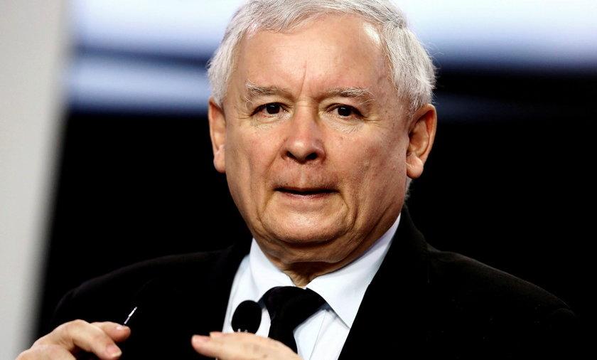 Kaczyński szkaluje Wałęsę na Zachodzie!