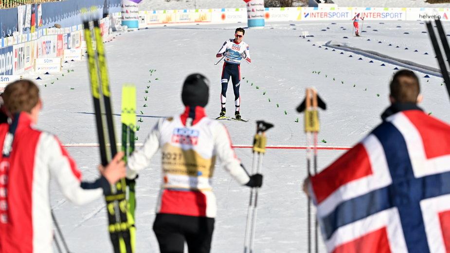 Reprezentacja Norwegii w kombinacji norweskiej