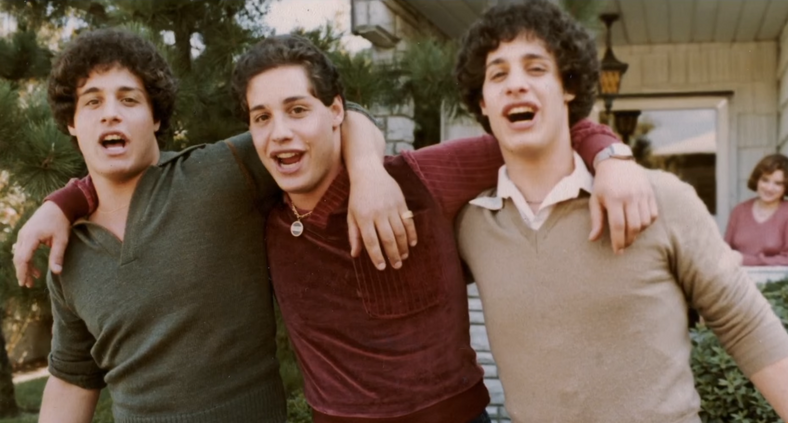 """Three Identical Strangers"": kadr z filmu"
