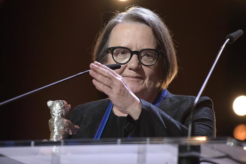 Agnieszka Holland z nagrodą im. Alfreda Bauera