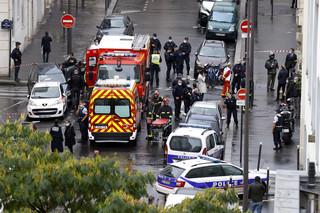 Francja: Atak nożownika w centrum Paryża, domniemany napastnik zatrzymany