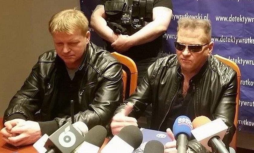 Konferencja Krzysztofa Rutkowskiego