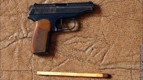 Maleńkie pistolety mieszczą się w pudełku od zapałek, ale oddają strzały