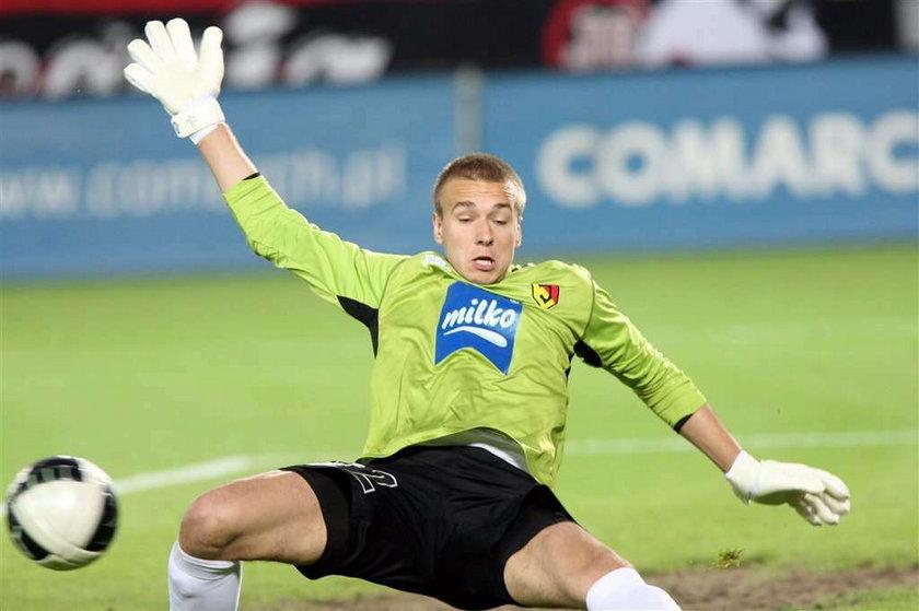 Schalke też chce Sandomierskiego