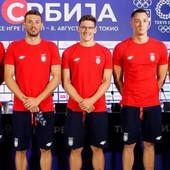 SVAKA ČAST, MOMCI! Srbi NIKAD BRŽE nisu plivali - pao nacionalni REKORD, ali ipak bez finala u Tokiju!