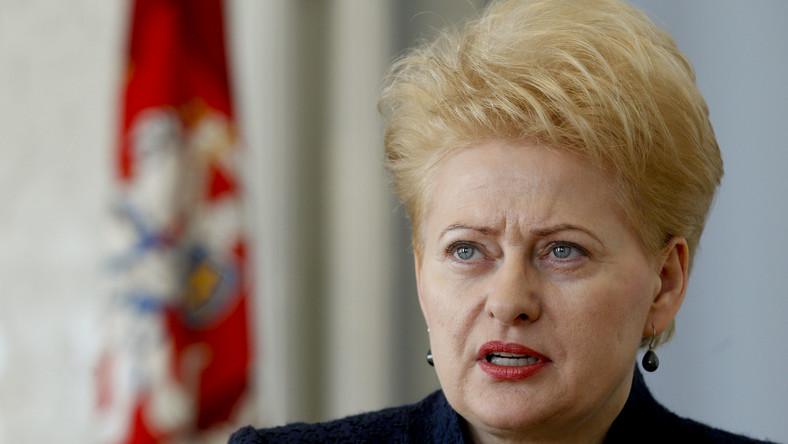 Prezydent Litwy: Nie ma nacjonalistów, jest młodzież narodowa