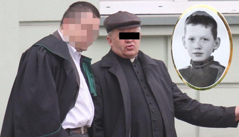 Sąd skazał proboszcza, który doprowadził ministranta do śmierci