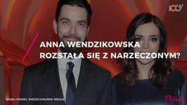 Anna Wendzikowska i Patryk Ignaczak już nie mieszkają razem