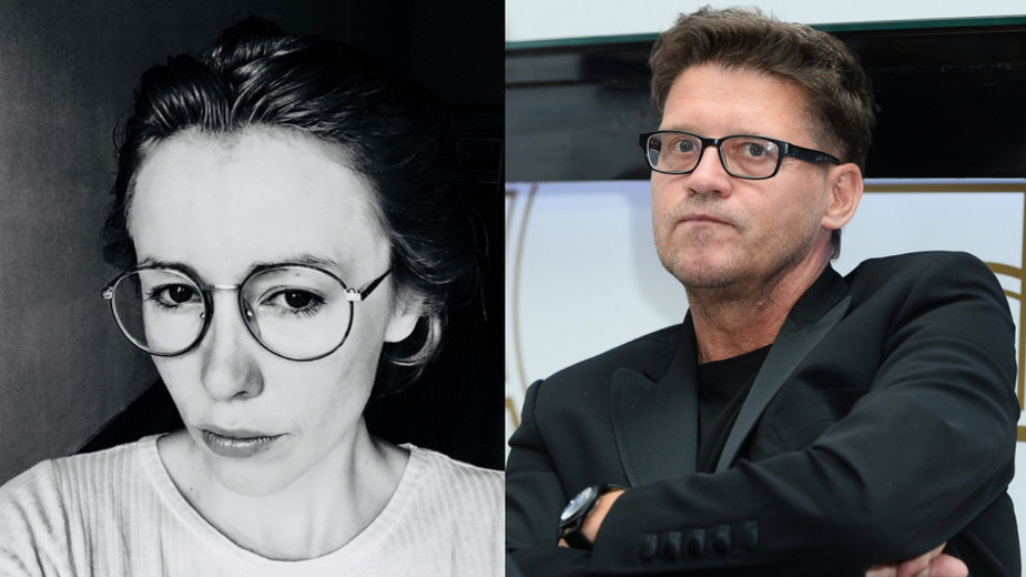 Karolina Szczypek (fot. archiwum prywatne) i Wojciech Malajkat