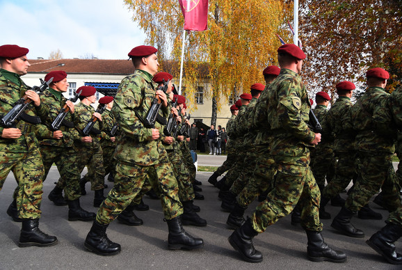 jugovicevo  Novi Sad195 dan prve brigade kopnene vojske foto Nenad Mihajlovic