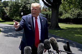 Trump otwiera na Florydzie biuro jako były prezydent