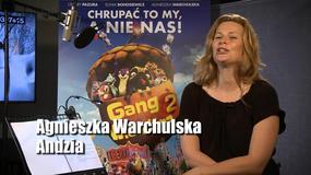 """""""Gang wiewióra 2"""": aktorzy opowiadają o filmie"""
