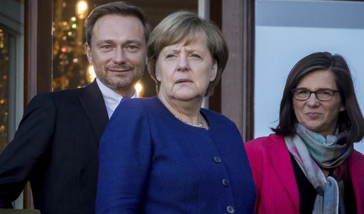 Angela Merkel Kristijan Lindner07
