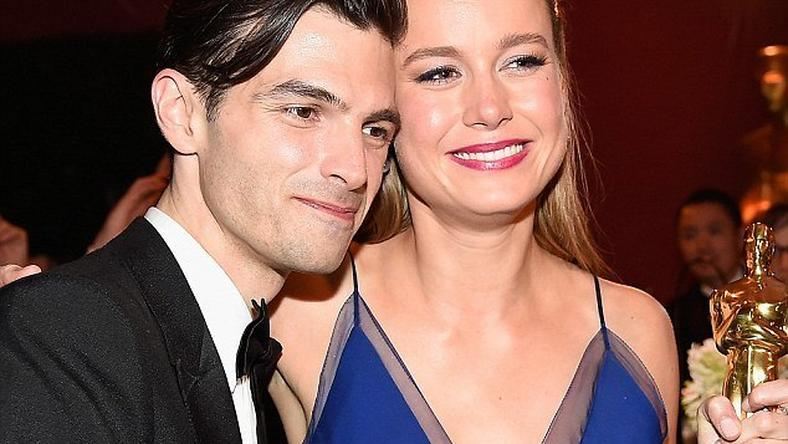 Brie Larson and Alex Greenwald are engaged
