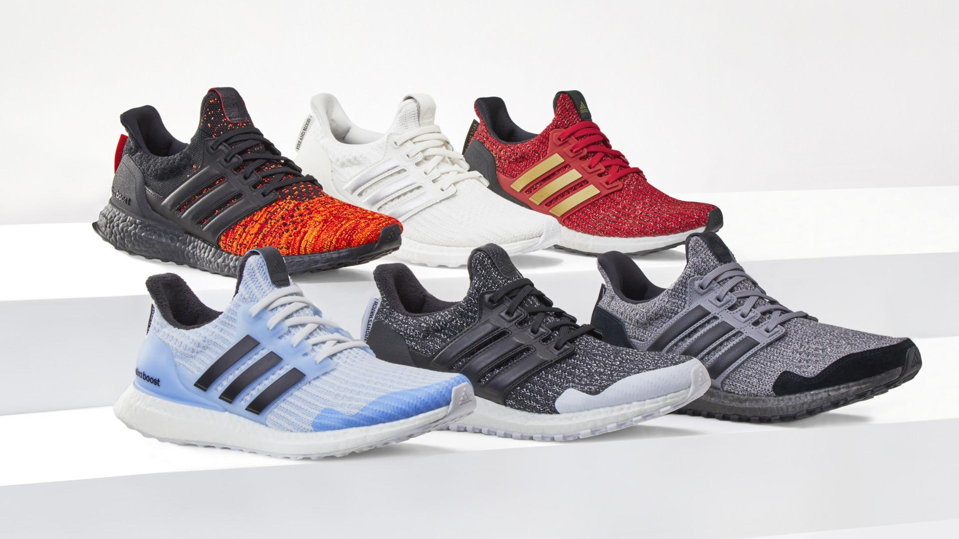 Adidas Und Game Of Thrones Release Von Neuen Ultraboosts Zur