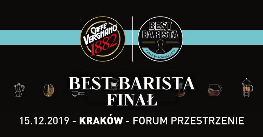 Finał konkursów Race to Racer i Best Barista w Krakowie