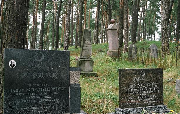 Cmentarz muzułmański w Bohonikach, fot. mk / Wikimedia Commons