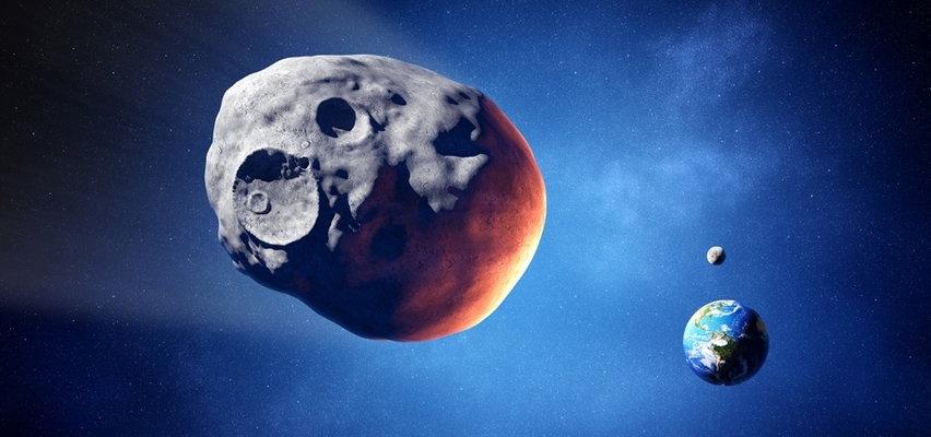 Do Ziemi zbliża się asteroida. Chińczycy chcą ją zestrzelić