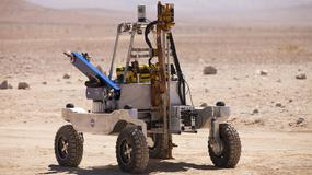 Mars 2020 - NASA testuje nowy łazik