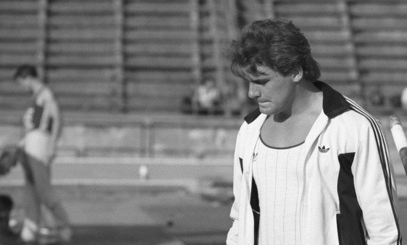 Po walce z ciężką chorobą odszedł polski lekkoatleta